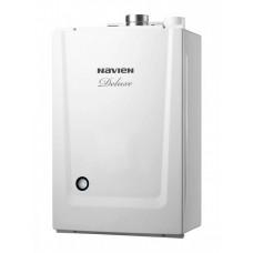 Двухконтурный настенный газовый котел Navien Deluxe-30k COAXIAL White