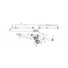 PROTHERM  0020056514 (2803) Protherm Комплект раздельных труб d 80мм